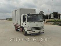 FAW Jiefang CA5125XXYP40K2L3E4A85-3 box van truck