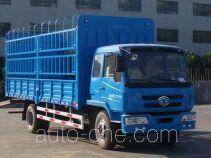 Huakai CA5120CLXYK28L5CE3 грузовик с решетчатым тент-каркасом