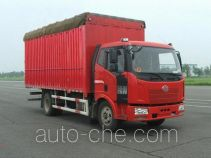 FAW Jiefang CA5140CPYP62K1L3A2E4 soft top box van truck