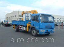 FAW Jiefang CA5140JSQA70E3 truck mounted loader crane