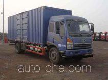 FAW Jiefang CA5148XXYPK15L2NE5A80-3 box van truck