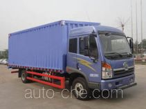 解放牌CA5168XXYPK2L2E4A80-3型厢式运输车
