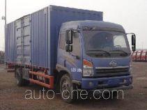 FAW Jiefang CA5148XXYPK2L4E4A80-3 box van truck