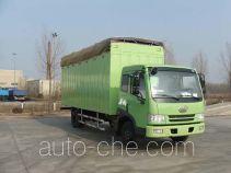 FAW Jiefang CA5150XXYP9K2L4AE soft top box van truck