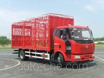 解放牌CA5160CCQP62K1L4A1E5型畜禽运输车