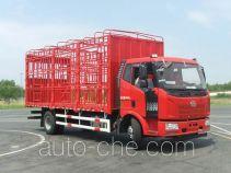 解放牌CA5160CCQP62K1L4E5型畜禽运输车
