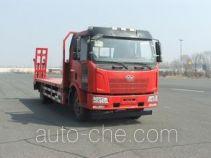 FAW Jiefang CA5160TPBP62K1L2E4 flatbed truck