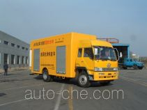 FAW Jiefang CA5160TXLA70 antiskid road coating pavement repair truck