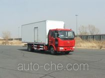 FAW Jiefang CA5160XBWP62K1L3A1E4 insulated box van truck