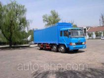 FAW Jiefang CA5160XXYP1K2L6T3A80-2 soft top box van truck
