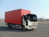 FAW Jiefang CA5160XXYP61K1L4A1E diesel cabover box van truck