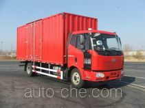 FAW Jiefang CA5160XXYP62K1L4A1E5 box van truck
