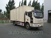 解放牌CA5180XXYP62K1L5A1E5Z型厢式运输车