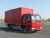 解放牌CA5160XXYP62K1L5E5型厢式运输车