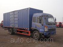 解放牌CA5160XXYPK2L5NE5A80-3型厢式运输车