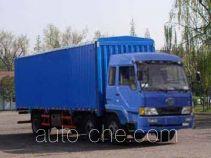 FAW Jiefang CA5160XXYPK2L6T3A80-2 soft top box van truck