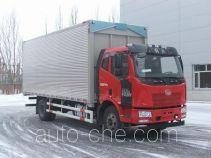FAW Jiefang CA5160XYKP62K1L4E5 wing van truck