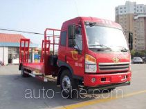 FAW Jiefang CA5161TDP low flatbed truck