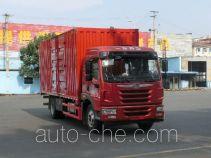 FAW Jiefang CA5163XXYP1K2L2E5A80-3 box van truck