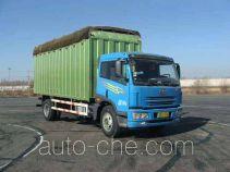 FAW Jiefang CA5163XXYP7K2L3AE soft top box van truck