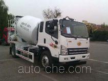 解放牌CA5165GJBP40K8L3E4A85型混凝土搅拌运输车