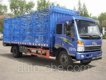 FAW Jiefang CA5167CCQPK2L2NA80 livestock transport truck