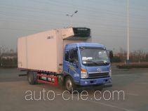 FAW Jiefang CA5167XLCPK2L2NE5A80 refrigerated truck