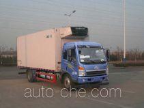 解放牌CA5167XLCPK2L2NE5A80型冷藏车