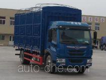 解放牌CA5169CCQPK2L2E5A80型畜禽运输车