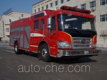 FAW Jiefang CA5170GXFAP40 class A foam fire engine