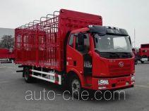 解放牌CA5180CCQP62K1L4E5型畜禽运输车