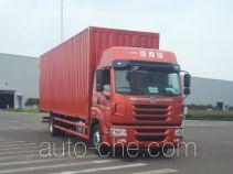 解放牌CA5180XXYP1K2L7E5A80型厢式运输车
