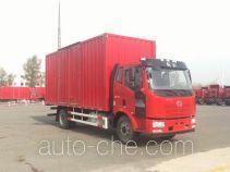 解放牌CA5180XXYP62K1L4E5型厢式运输车