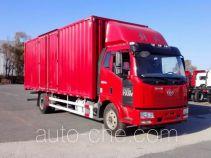 解放牌CA5180XXYP62K1L5E5型厢式运输车