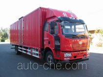 解放牌CA5180XXYP62K1L7E5型厢式运输车