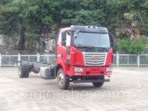 FAW Jiefang CA5180XXYPK2E5L10A95 van truck chassis