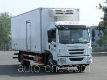 解放牌CA5189XLCPK2L5E5A80型冷藏车