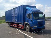 解放牌CA5189XXYPK2L5E5A80型厢式运输车