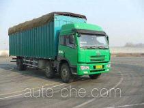 FAW Jiefang CA5201XXYP7K2L11T3AE soft top box van truck