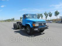 FAW Jiefang CA5206JQZ truck crane chassis