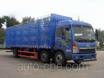 解放牌CA5170CCQPK2L6T3E4A80型畜禽运输车
