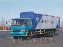 FAW Jiefang CA5225XP1K2L11T1 soft top box van truck