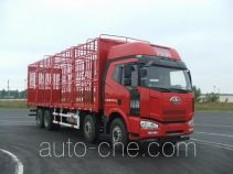 解放牌CA5240CCQP63K1L6T4E4型畜禽运输车