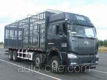 FAW Jiefang CA5240CCQP66K2L7T4E4 livestock transport truck