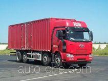 解放牌CA5240XXYP63K2L6T10AE4型厢式运输车