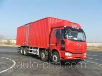 解放牌CA5240XXYP63K2L6T4AE4型厢式运输车