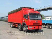 FAW Jiefang CA5242XXYP21K2L2T4AE soft top box van truck