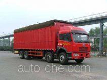 FAW Jiefang CA5242XXYP21K2L2T4CE soft top box van truck