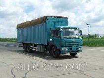 FAW Jiefang CA5243XXYP7K1L11T1AE soft top box van truck