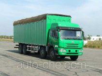 FAW Jiefang CA5243XXYP7K2L11T4AE soft top box van truck